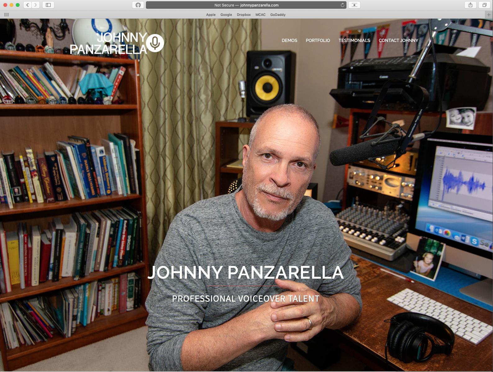 Johnny Panzarella (2019)