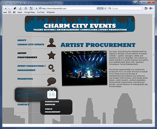 Charm City Events
