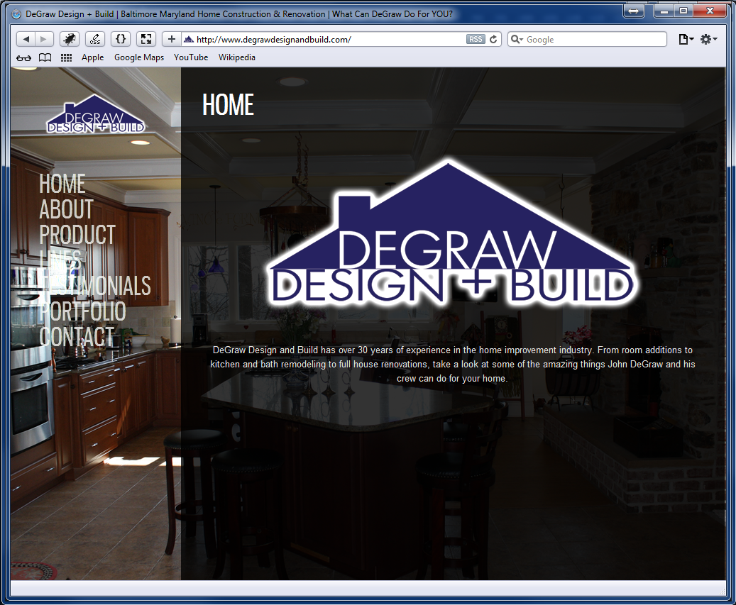 DeGraw Design + Build (2016)