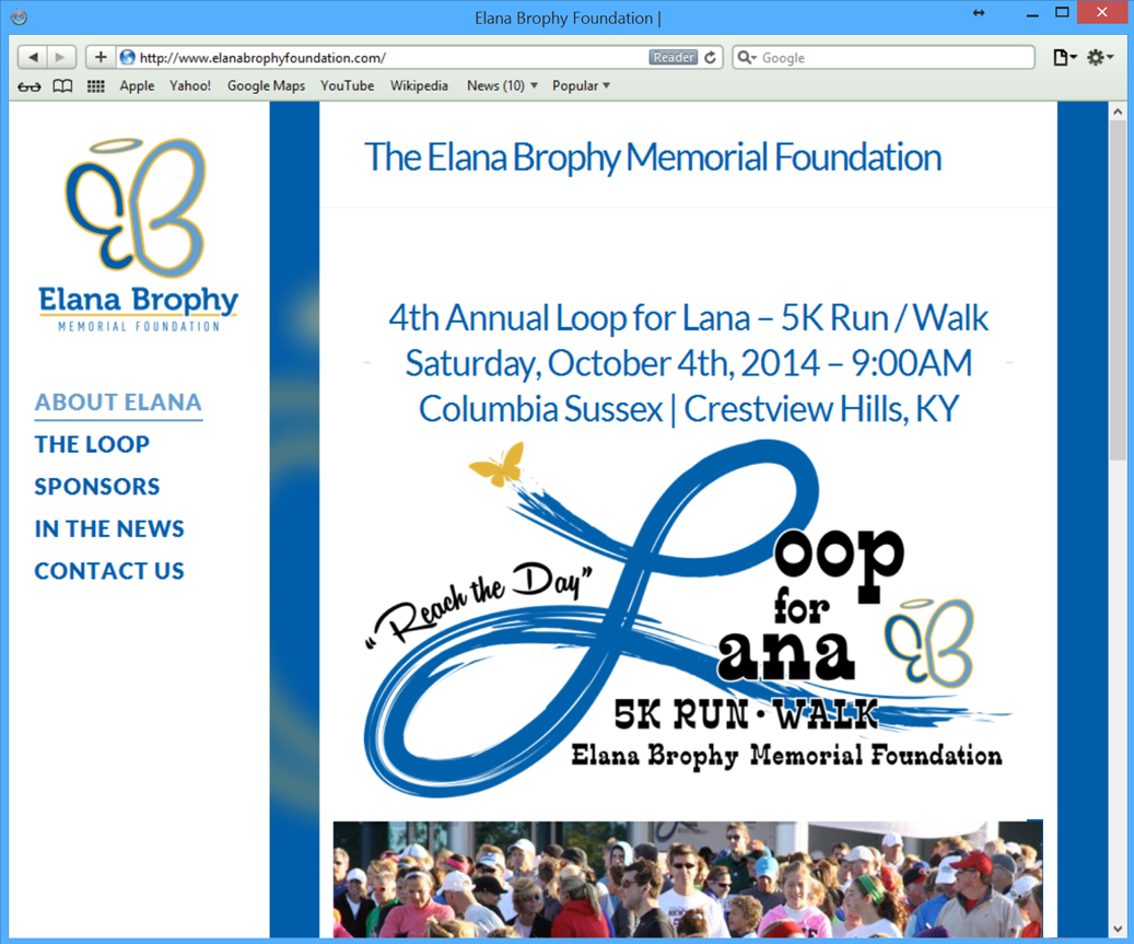 Elana Brophy Foundation